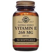 Solgar Vitamin E 400 ui 268 mg Capsules 100