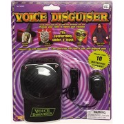 Forum Novelties Voice Disguiser with Microphone