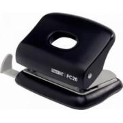 Perforator plastic RAPID FC20 20 coli - negru