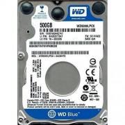 500GB Western Digital 5400rpm 8MB SATA3 WD5000LPCX merevlemez