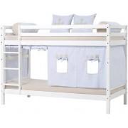 Hoppekids Våningssäng 90 x 200 cm - Hoppekids Fairytale Knight Säng 102917