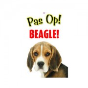 Plenty Gifts Waakbord - Beagle