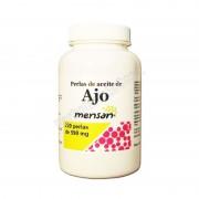 Mensan Perlas de ajo macerado. 220 perlas 590mg - mensan - complementos alimenticios