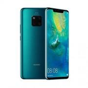 Gooplayer para Huawei Mate 20 Pro (UD) 8GB + 256GB 6.39 Pulgadas Desbloqueo Facial 3D en Pantalla Huella Digital 4G Smartphone Kirin 980 NFC LTE Octa Core Android 9.0 4200mAh (Verde Esmeralda)