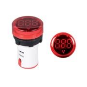 Voltmetru digital D22mm AC 12-500V 401553
