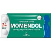 Momendol, 220 Mg Compresse Rivestite Con Film 24 Compresse