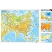 Harta Asia 50x70
