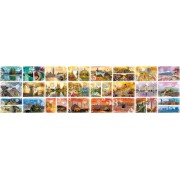 Puzzle Grafika - The New Biggest Puzzle in the World: Travel around the World, 48.000 piese (59033)