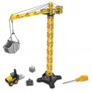 Caterpillar Construction Tower Crane with Forklift Apprentice 80960