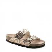 'BIRKENSTOCK // ARIZONA / METALLIC STONE COPPE - ::'
