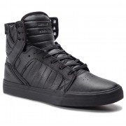 Сникърси SUPRA - Skytop 08003-081-M Black/Black/Red