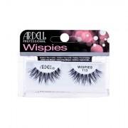 Ardell Wispies 113 nalepovací řasy 1 ks odstín Black pro ženy