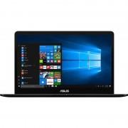 Laptop Asus ZenBook UX550VE-BN015T 15.6 inch Full HD Intel Core i7-7700HQ 8GB DDR4 256GB SSD nVidia GeForce GTX 1050 Ti 4GB Windows 10 Matte Black
