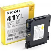 RICOH Gel GC41YL, 600 pages, Yellow