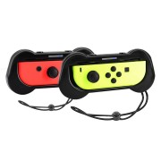 JYS Hand Grip Gamepad Holder with Strap for Nintendo Switch Joy-con Gamepad