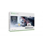 Xbox One S 1TB + Star Wars Jedi Fallen Order (Desigilat) Console