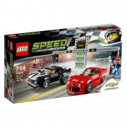 LEGO Speed Champions: Chevrolet Camaro Drag Race (75874)