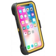 SBS Etui Unbreakable do Apple iPhone X/XS Czarno-żółty