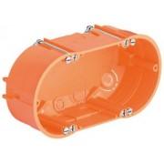 Universal Kaiser Geräte-Verbindungsdose 47 mm hoch 9062-02 als Hohlwand Doppeldose