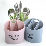 Cutlery Holder 3-Division (pastels)