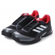 【SALE 30%OFF】アディダス adidas テニス オムニ/クレー用シューズ BARRICADE CODE JPN CLUB OC DB1601 53