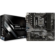 MB, ASRock Z370M PRO4 /Intel Z370/ DDR4/ LGA1151