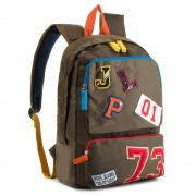 Раница PEPE JEANS - Patches Backpack PB030193 Otter Green 751