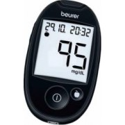 Glucometru Beurer GL44 Lean display xxl fara coduri 480 valori memorate