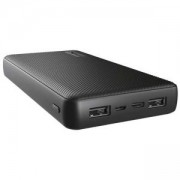 Външна батерия TRUST Primo Fast Powerbank 20000 mAh, USB-C/micro-USB, 23593