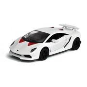 Kinsmart Lamborghini Sesto Elemento Die-Cast Toy Car - Multi Color
