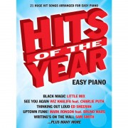 Wise Publications - Hits Of The Year 2015 voor Easy Piano