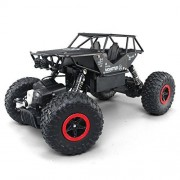 SZJJX Rc Cars Off-Road Rock Vehicle Climber Truck 2. 4Ghz 4Wd High Speed 1: 14 Radio Remote Control Racing Electric Fast Race Buggy Hobby Car (Black)