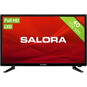 Salora 40LED1600 Tvs - Zwart