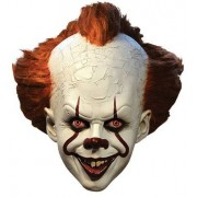 Trick or Treat Studios Stephen King's It 2017 - Pennywise Deluxe Latex Mask