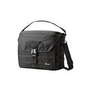 Bolsa De Ombro Fotojornalista Protactic Sh 200 Aw Para Kit Dslr E Tablet - Lowepro - Lp36934