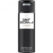 David Beckham Perfumes masculinos Classic Deodorant Body Spray 150 ml