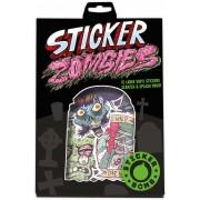 Urban Media Bomb Zombies 12 pcs Sticker