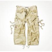 Spodnie 3/4 Surplus Engineer pustynne