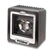 POSline SM2430 Lector de Código de Barras - incluye Cable USB y Fuente de Poder