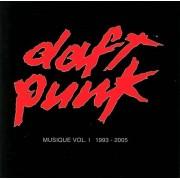 Daft Punk - Musique Vol. 1 1993-2005 (0094635840520) (1 CD)