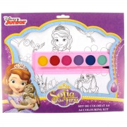 Kit de colorat Sofia the First