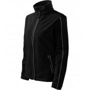 ADLER Softshell Jacket Dámská softshell bunda 51001 černá XL
