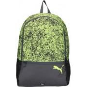 Puma Alpha Backpack 15.9999999999999 L Laptop Backpack(Green, Black)