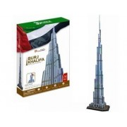 Cubic Fun Mc133h 136 Piece Burj Khalifa Led Light