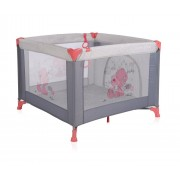Tarc de joaca Game Zone Pink Grey My Baby
