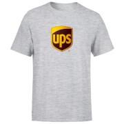 UPS Gray Tee Men's T-Shirt - Grey - L - Grijs