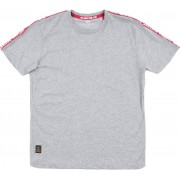 Alpha Industries RBF Tape T-shirt Grå M