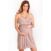 Нощничка за бременни и кърмачки Laura