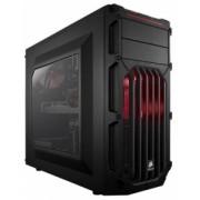Carcasa Corsair Carbide Series SPEC-03 Gaming red led ATX midTower fara sursa