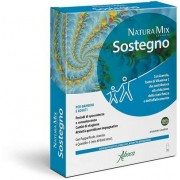 Aboca Spa Societa' Agricola Natura Mix Advanced Sostegno 10 Flaconcini 150 G